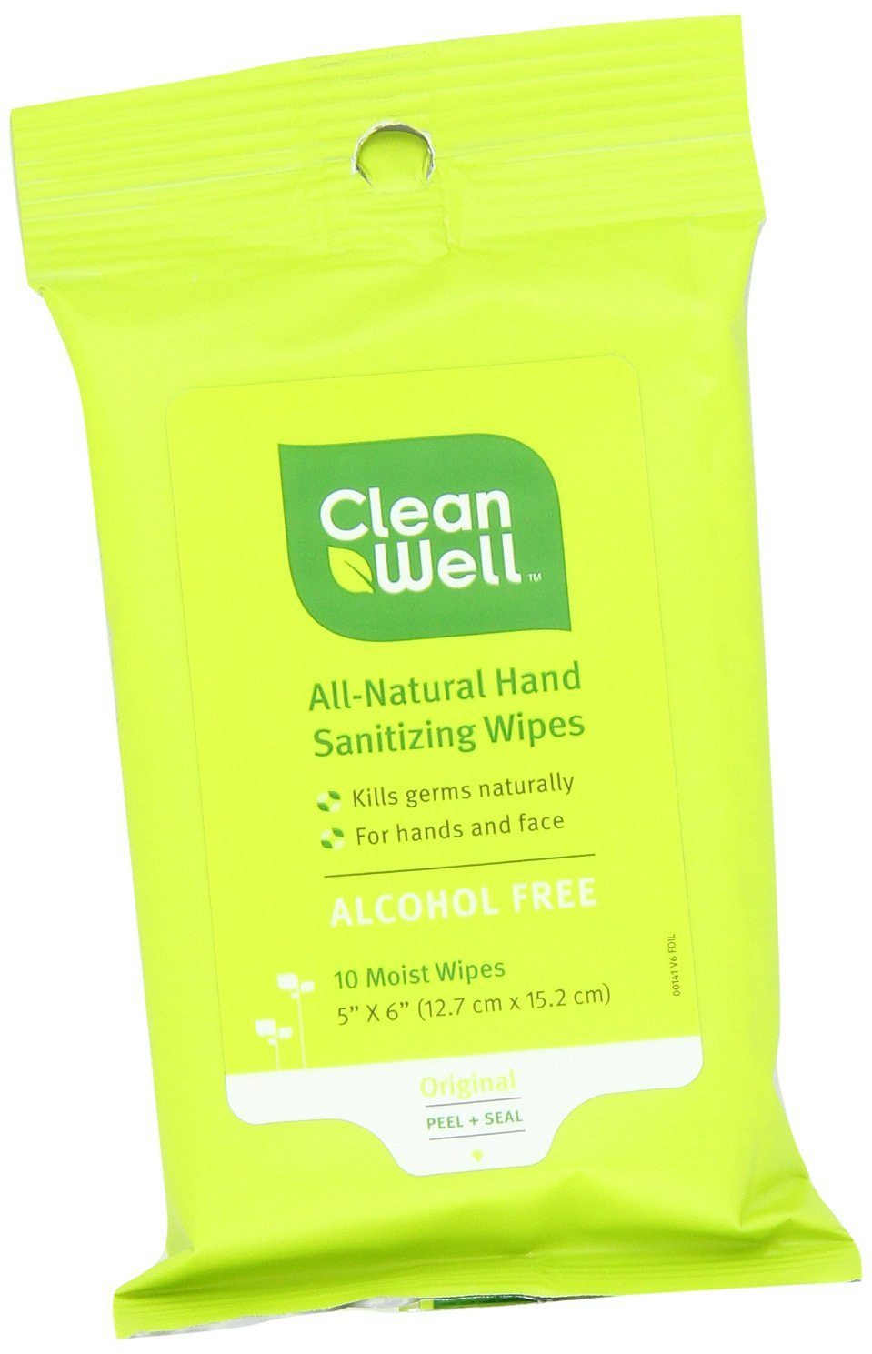 Clean Well Hand Wipes
