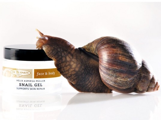 ","" De Tuinen Face & Body Snail Gel"