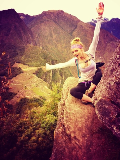 Lydia Hearst Peru