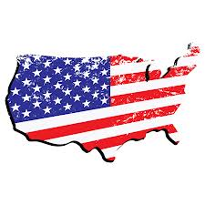 Lydia Hearst American Flag