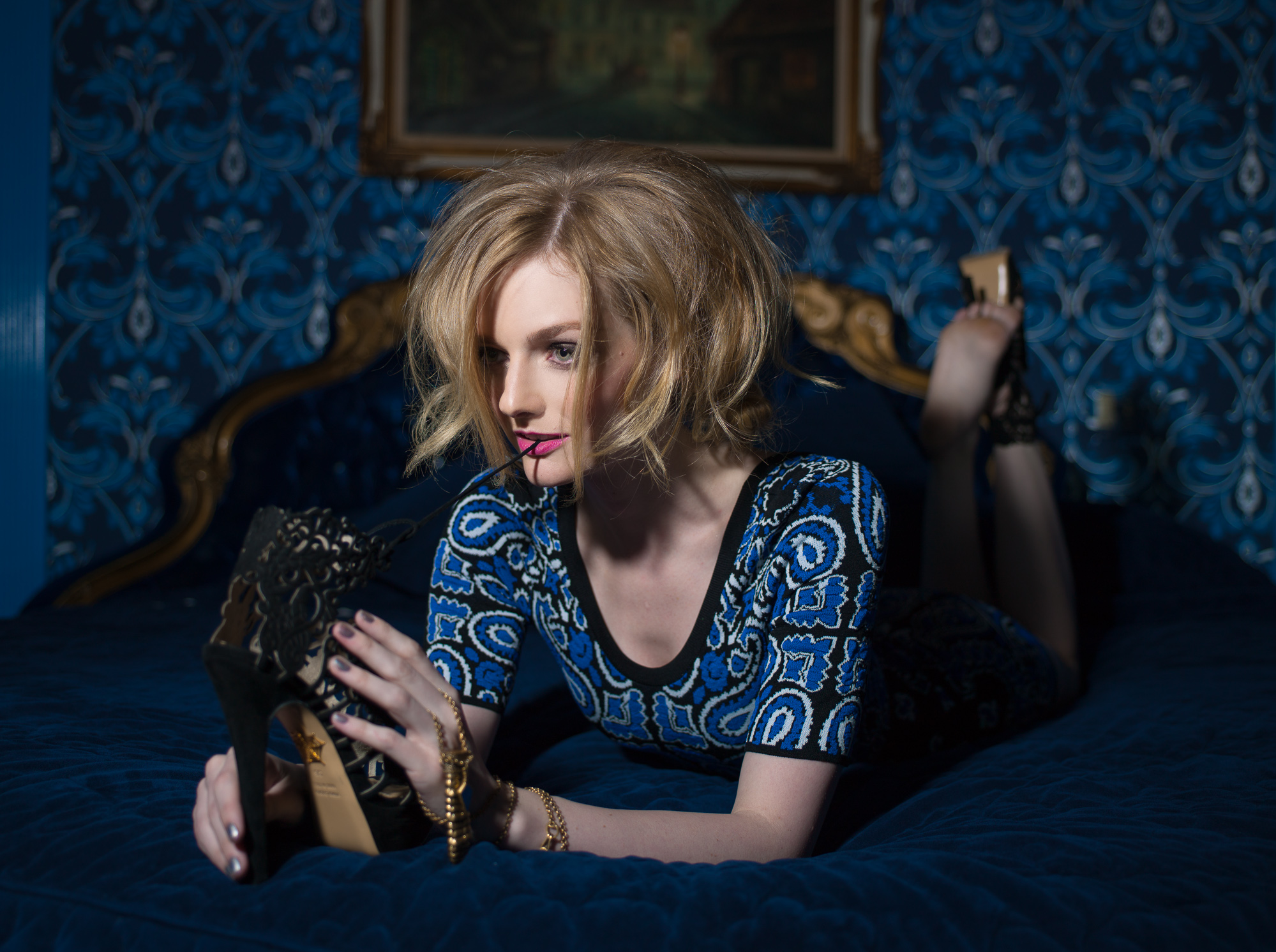 Lydia Hearst High Fashion