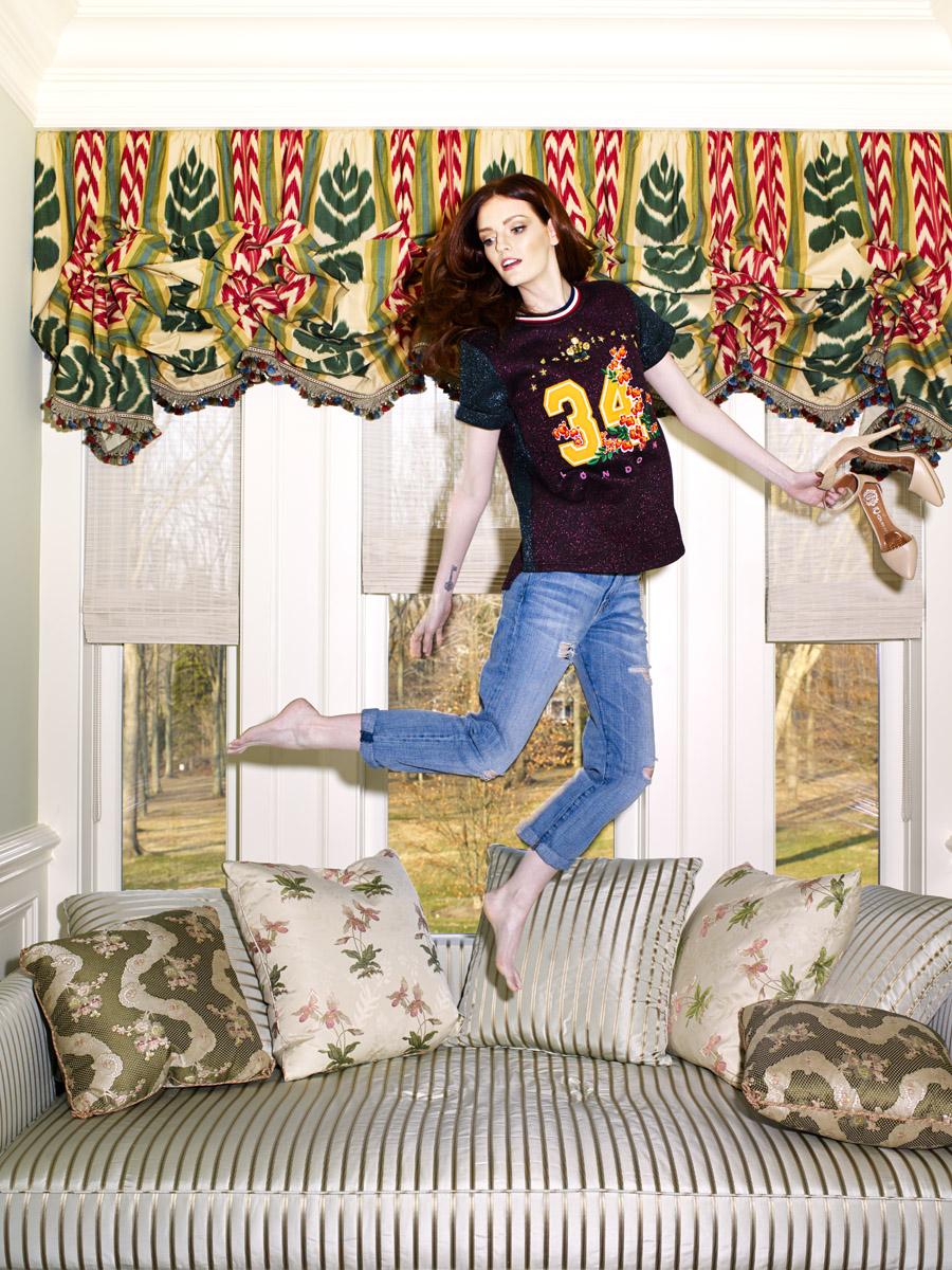 Lydia Hearst Model Style