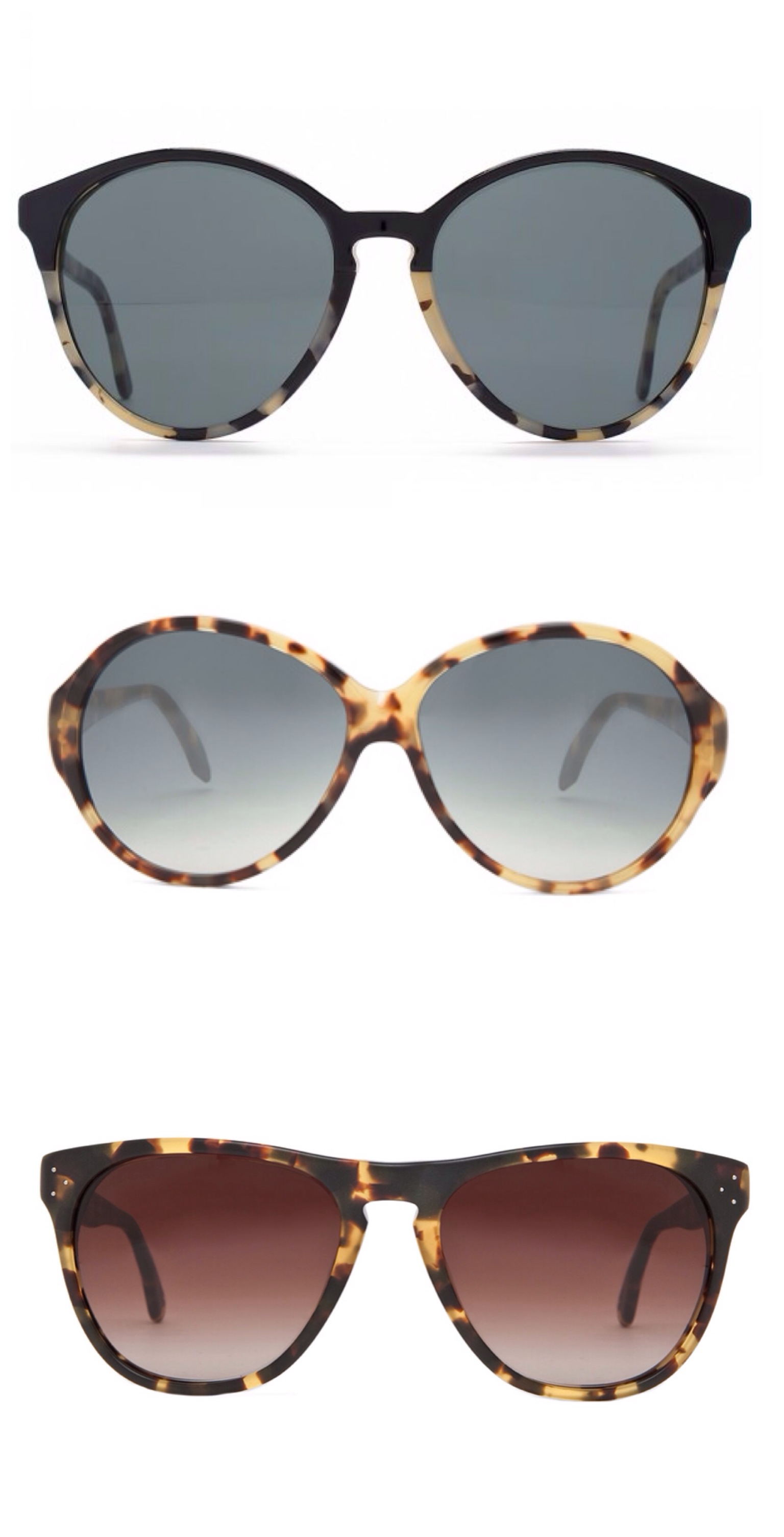 Lydia Hearst sunglasses