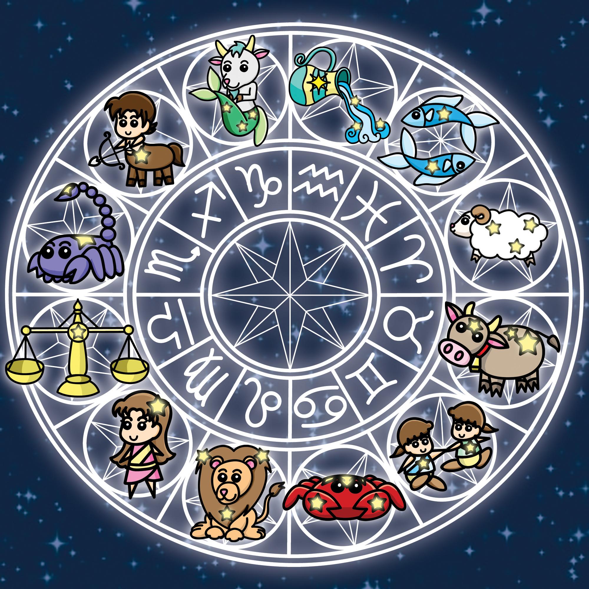 Calendar Zodiac Signs